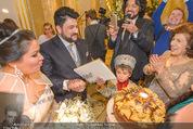 Anna Netrebko Hochzeit - Trauung - Palais Coburg - Di 29.12.2015 - Anna NETREBKO, Yusif EYVAZOV (Ehepaar)132