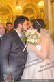 Anna Netrebko Hochzeit - Trauung - Palais Coburg - Di 29.12.2015 - Anna NETREBKO, Yusif EYVAZOV (Ehepaar)142