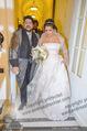 Anna Netrebko Hochzeit - Trauung - Palais Coburg - Di 29.12.2015 - Anna NETREBKO, Yusif EYVAZOV (Ehepaar)144