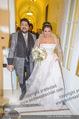 Anna Netrebko Hochzeit - Trauung - Palais Coburg - Di 29.12.2015 - Anna NETREBKO, Yusif EYVAZOV (Ehepaar)145