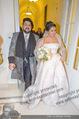 Anna Netrebko Hochzeit - Trauung - Palais Coburg - Di 29.12.2015 - Anna NETREBKO, Yusif EYVAZOV (Ehepaar)146
