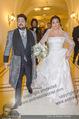 Anna Netrebko Hochzeit - Trauung - Palais Coburg - Di 29.12.2015 - Anna NETREBKO, Yusif EYVAZOV (Ehepaar)152