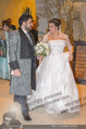 Anna Netrebko Hochzeit - Trauung - Palais Coburg - Di 29.12.2015 - Anna NETREBKO, Yusif EYVAZOV (Ehepaar)155