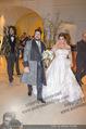Anna Netrebko Hochzeit - Trauung - Palais Coburg - Di 29.12.2015 - Anna NETREBKO, Yusif EYVAZOV (Ehepaar)156