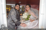 Anna Netrebko Hochzeit - Trauung - Palais Coburg - Di 29.12.2015 - Anna NETREBKO, Yusif EYVAZOV (Ehepaar)182