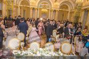 Anna Netrebko Hochzeit - Trauung - Palais Coburg - Di 29.12.2015 - Hochzeitsgesellschaft vor der Trauung22