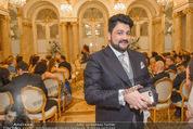 Anna Netrebko Hochzeit - Trauung - Palais Coburg - Di 29.12.2015 - Yusif EYVAZOV41