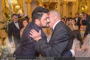 Anna Netrebko Hochzeit - Trauung - Palais Coburg - Di 29.12.2015 - Yuri (Vater von Anna NETREBKO), Yusif EYVAZOV64