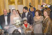 Anna Netrebko Hochzeit - Trauung - Palais Coburg - Di 29.12.2015 - Anna NETREBKO Sohn Tiago Vater Yuri Yusif EYVAZOV Mutter Shafiga70