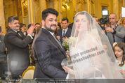 Anna Netrebko Hochzeit - Trauung - Palais Coburg - Di 29.12.2015 - Anna NETREBKO, Yusif EYVAZOV (Ehepaar)72