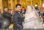 Anna Netrebko Hochzeit - Trauung - Palais Coburg - Di 29.12.2015 - Anna NETREBKO, Yusif EYVAZOV (Ehepaar)73