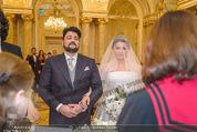 Anna Netrebko Hochzeit - Trauung - Palais Coburg - Di 29.12.2015 - Anna NETREBKO, Yusif EYVAZOV (Ehepaar)74