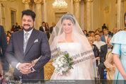 Anna Netrebko Hochzeit - Trauung - Palais Coburg - Di 29.12.2015 - Anna NETREBKO, Yusif EYVAZOV (Ehepaar)81