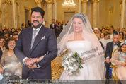 Anna Netrebko Hochzeit - Trauung - Palais Coburg - Di 29.12.2015 - Anna NETREBKO, Yusif EYVAZOV (Ehepaar)86