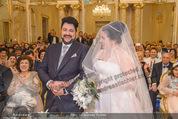 Anna Netrebko Hochzeit - Trauung - Palais Coburg - Di 29.12.2015 - Anna NETREBKO, Yusif EYVAZOV (Ehepaar)87