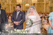 Anna Netrebko Hochzeit - Trauung - Palais Coburg - Di 29.12.2015 - Anna NETREBKO, Yusif EYVAZOV (Ehepaar)88