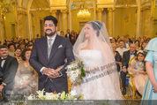Anna Netrebko Hochzeit - Trauung - Palais Coburg - Di 29.12.2015 - Anna NETREBKO, Yusif EYVAZOV (Ehepaar)89
