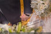 Anna Netrebko Hochzeit - Trauung - Palais Coburg - Di 29.12.2015 - Anna NETREBKO, Yusif EYVAZOV (Ehepaar)90