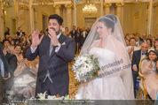 Anna Netrebko Hochzeit - Trauung - Palais Coburg - Di 29.12.2015 - Anna NETREBKO, Yusif EYVAZOV (Ehepaar)91