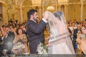 Anna Netrebko Hochzeit - Trauung - Palais Coburg - Di 29.12.2015 - Anna NETREBKO, Yusif EYVAZOV (Ehepaar)95