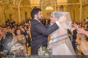 Anna Netrebko Hochzeit - Trauung - Palais Coburg - Di 29.12.2015 - Anna NETREBKO, Yusif EYVAZOV (Ehepaar)96