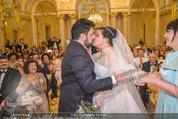 Anna Netrebko Hochzeit - Trauung - Palais Coburg - Di 29.12.2015 - Anna NETREBKO, Yusif EYVAZOV (Ehepaar)97