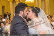 Anna Netrebko Hochzeit - Trauung - Palais Coburg - Di 29.12.2015 - Anna NETREBKO, Yusif EYVAZOV (Ehepaar)98
