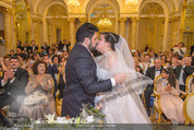 Anna Netrebko Hochzeit - Trauung - Palais Coburg - Di 29.12.2015 - Anna NETREBKO, Yusif EYVAZOV (Ehepaar)99