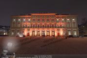 Anna Netrebko Hochzeit - Feier - Palais Liechtenstein - Di 29.12.2015 - Palais Liechtenstein1