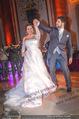 Anna Netrebko Hochzeit - Feier - Palais Liechtenstein - Di 29.12.2015 - Anna NETREBKO, Yusif EYVAZOV beim Er�ffnungstanz, tanzen100
