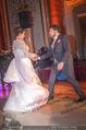 Anna Netrebko Hochzeit - Feier - Palais Liechtenstein - Di 29.12.2015 - Anna NETREBKO, Yusif EYVAZOV beim Er�ffnungstanz, tanzen102