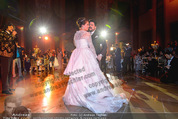 Anna Netrebko Hochzeit - Feier - Palais Liechtenstein - Di 29.12.2015 - Anna NETREBKO, Yusif EYVAZOV beim Er�ffnungstanz, tanzen106