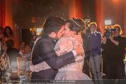 Anna Netrebko Hochzeit - Feier - Palais Liechtenstein - Di 29.12.2015 - Anna NETREBKO, Yusif EYVAZOV beim Er�ffnungstanz, tanzen109