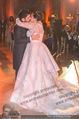Anna Netrebko Hochzeit - Feier - Palais Liechtenstein - Di 29.12.2015 - Anna NETREBKO, Yusif EYVAZOV beim Er�ffnungstanz, tanzen110