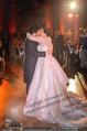 Anna Netrebko Hochzeit - Feier - Palais Liechtenstein - Di 29.12.2015 - Anna NETREBKO, Yusif EYVAZOV beim Er�ffnungstanz, tanzen111