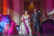 Anna Netrebko Hochzeit - Feier - Palais Liechtenstein - Di 29.12.2015 - Anna NETREBKO, Yusif EYVAZOV115
