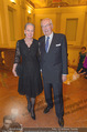 Anna Netrebko Hochzeit - Feier - Palais Liechtenstein - Di 29.12.2015 - Karin und Karl SCHEUFELE119