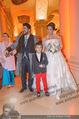 Anna Netrebko Hochzeit - Feier - Palais Liechtenstein - Di 29.12.2015 - Anna NETREBKO mit Sohn Tiago, Yusif EYVAZOV12
