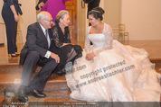 Anna Netrebko Hochzeit - Feier - Palais Liechtenstein - Di 29.12.2015 - Karin und Karl SCHEUFELE, Anna NETREBKO125