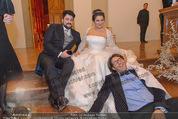 Anna Netrebko Hochzeit - Feier - Palais Liechtenstein - Di 29.12.2015 - Anna NETREBKO, Yusif EYVAZOV126