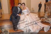 Anna Netrebko Hochzeit - Feier - Palais Liechtenstein - Di 29.12.2015 - Anna NETREBKO, Yusif EYVAZOV127