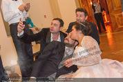 Anna Netrebko Hochzeit - Feier - Palais Liechtenstein - Di 29.12.2015 - Anna NETREBKO, Yusif EYVAZOV130
