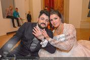 Anna Netrebko Hochzeit - Feier - Palais Liechtenstein - Di 29.12.2015 - Anna NETREBKO, Yusif EYVAZOV133