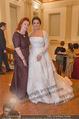 Anna Netrebko Hochzeit - Feier - Palais Liechtenstein - Di 29.12.2015 - Irina VITJAZ (Designerin des Kleides), Anna NETREBKO135