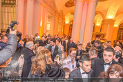 Anna Netrebko Hochzeit - Feier - Palais Liechtenstein - Di 29.12.2015 - 14