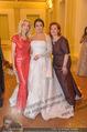 Anna Netrebko Hochzeit - Feier - Palais Liechtenstein - Di 29.12.2015 - Irina VITJAZ, Anna NETREBKO, Elisabeth HIMMER-HIRNIGEL141