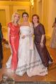 Anna Netrebko Hochzeit - Feier - Palais Liechtenstein - Di 29.12.2015 - Irina VITJAZ, Anna NETREBKO, Elisabeth HIMMER-HIRNIGEL142