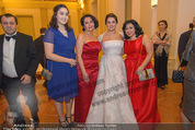 Anna Netrebko Hochzeit - Feier - Palais Liechtenstein - Di 29.12.2015 - 145