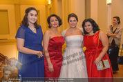 Anna Netrebko Hochzeit - Feier - Palais Liechtenstein - Di 29.12.2015 - 146