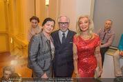 Anna Netrebko Hochzeit - Feier - Palais Liechtenstein - Di 29.12.2015 - 148